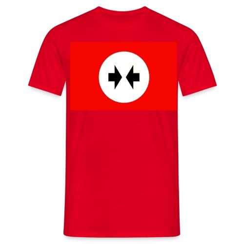 hatesupremacypaita - Miesten t-paita