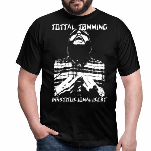 INNSTITUSJONALISERT - T-skjorte for menn