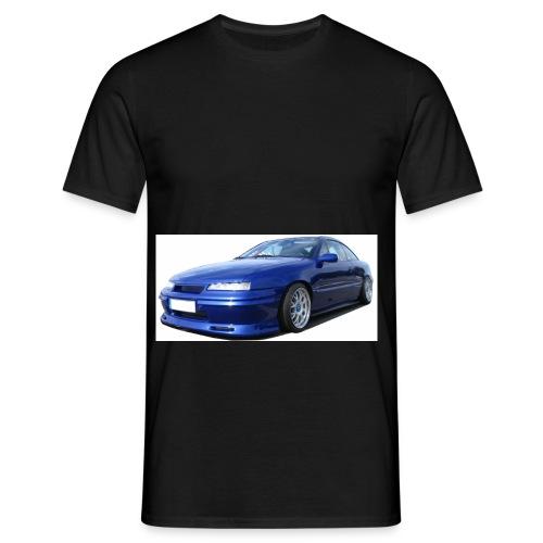 calibra tsw hockenheim a - Männer T-Shirt