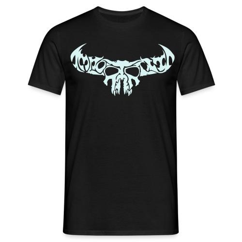 Devil Horns - T-shirt herr