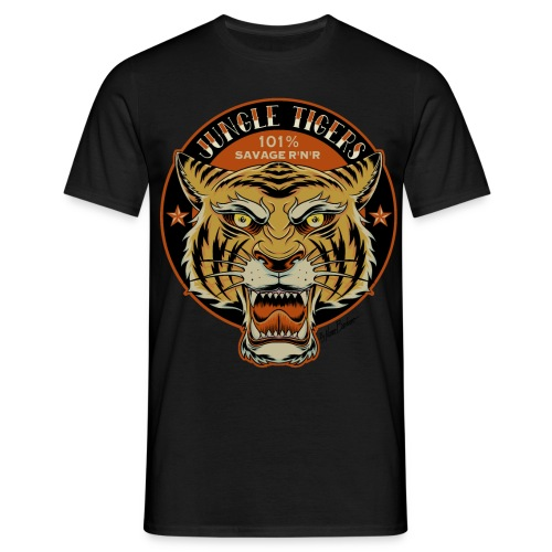 jungletigers2018 - Men's T-Shirt