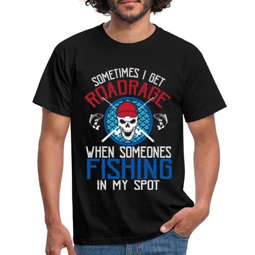 Angelplatz - Männer T-Shirt