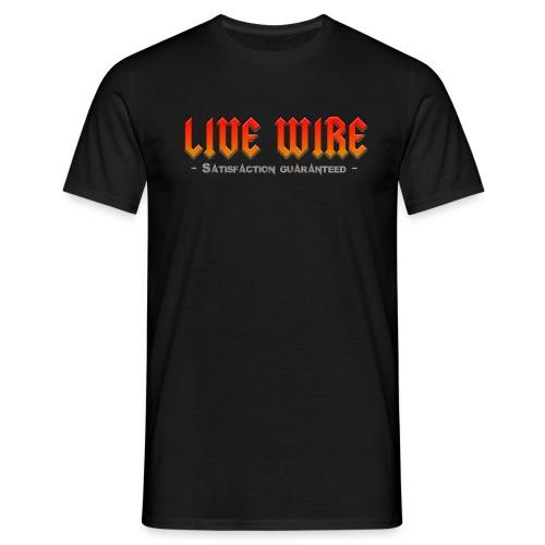 Live Wire - T-shirt herr