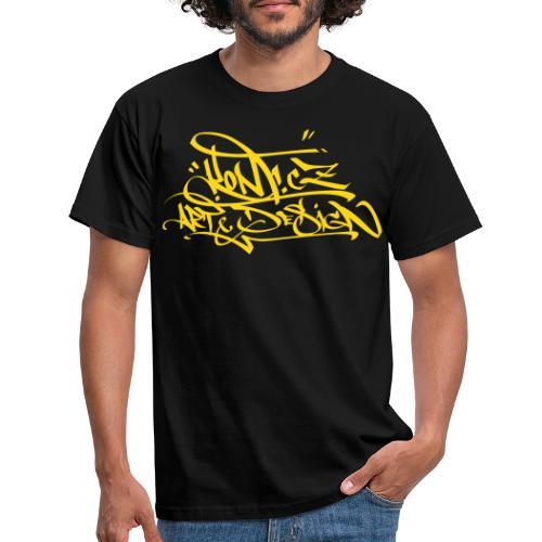 Konf.cz - Brown hoodie - Men's T-Shirt