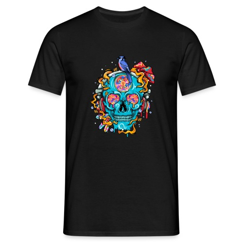 Bad Trip - Männer T-Shirt