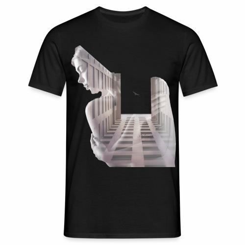 Lady House Exposure - Men's T-Shirt