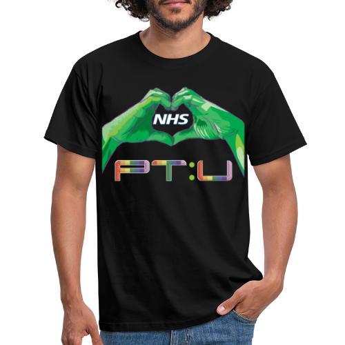 PT:U x NHS - Men's T-Shirt