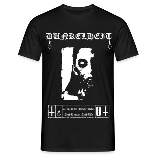 Dunkelheit - Männer T-Shirt