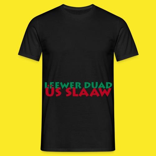 ldus8x2 - Männer T-Shirt