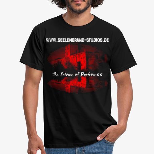 TPOD - Ruine (rot) - Männer T-Shirt