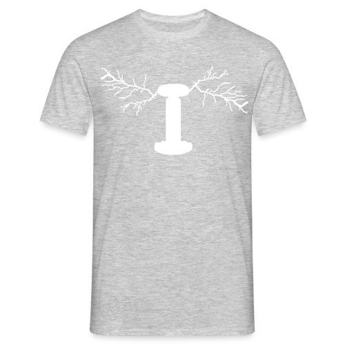 Tesla Coil - Men's T-Shirt
