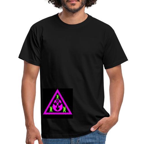 Xxxinvertedpink - Camiseta hombre