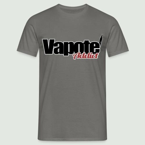 vapote addict - T-shirt Homme