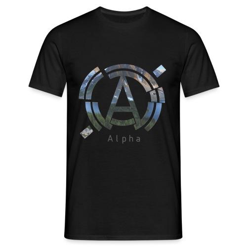 AlphaOfficial Logo T-Shirt - Men's T-Shirt