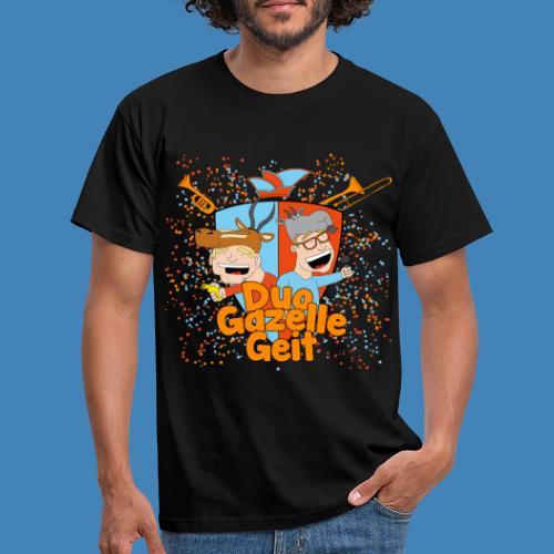 GazelleGeit - Mannen T-shirt