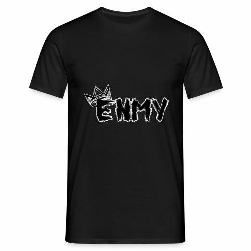 Enmy Grey Sweatshirt - Men's T-Shirt
