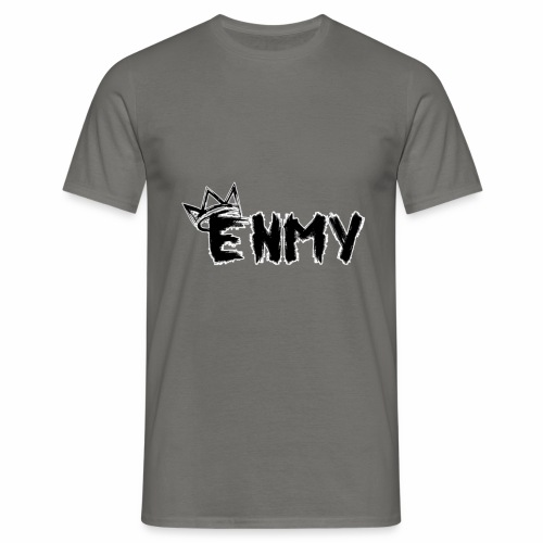 Enmy Grey Sweatshirt - Men's T-Shirt