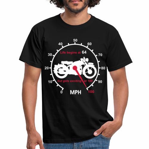 classic speedo 64 - Men's T-Shirt