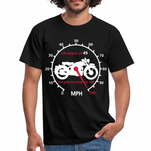 classic speedo 49 - Men's T-Shirt