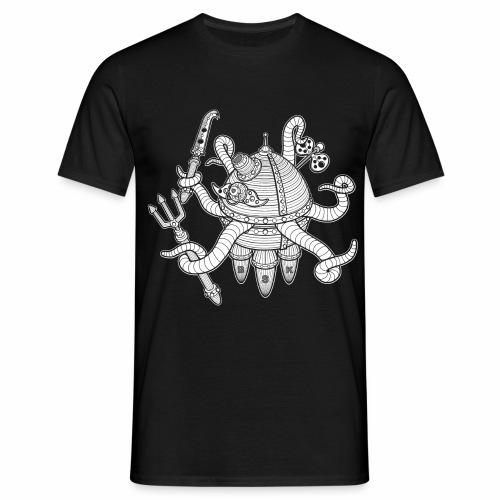 poseidrone - T-shirt Homme