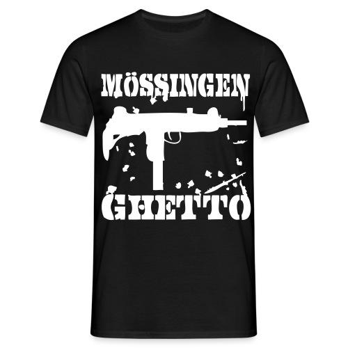 ghettoshirt - Männer T-Shirt