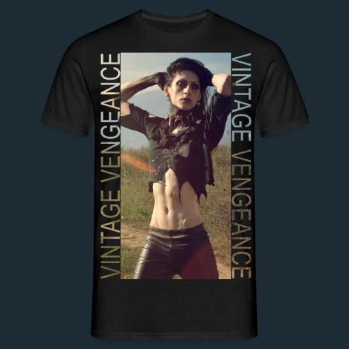 Modello 58 png - Men's T-Shirt