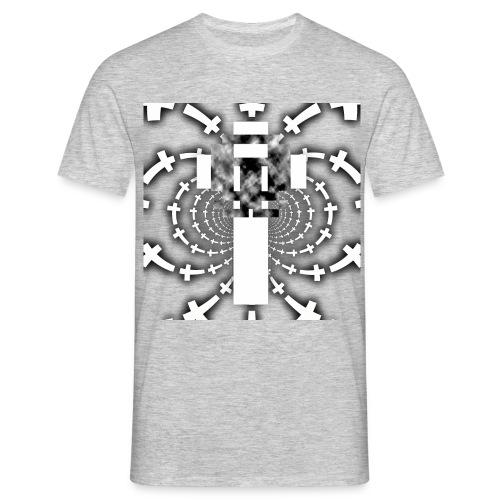 OJJ -Risti - Miesten t-paita