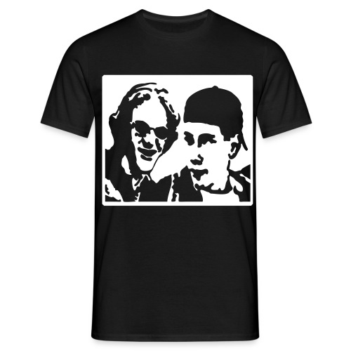 1 konvertiert - Männer T-Shirt