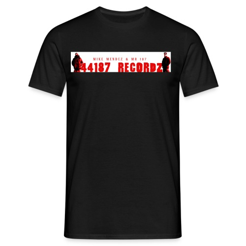 label copycut - Männer T-Shirt
