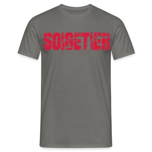 logo bad1 - Männer T-Shirt
