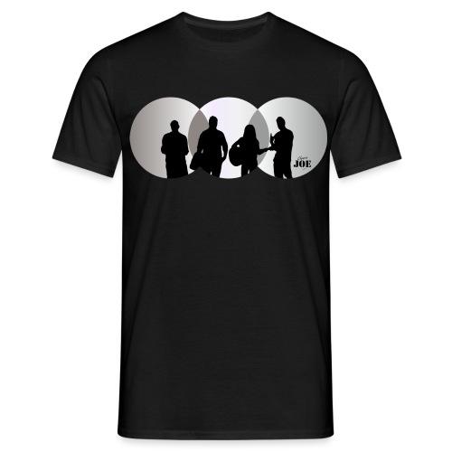 Motiv Cheerio Joe light grey - Männer T-Shirt