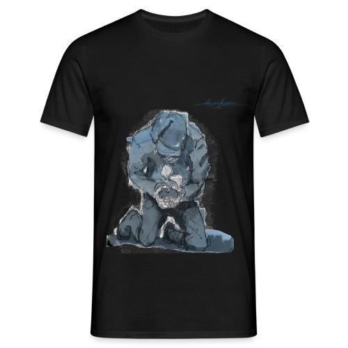 DeyziDoxs-Logo_muz - Männer T-Shirt