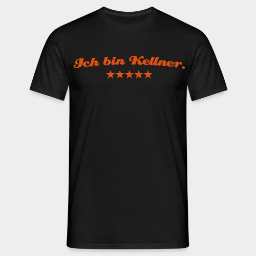 logo combi - Männer T-Shirt