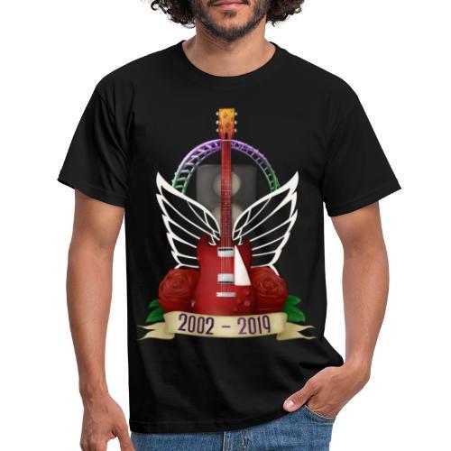 Love in a Roller Coaster - Mannen T-shirt
