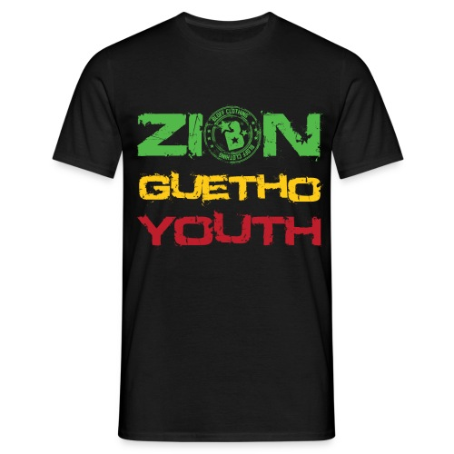 Zion Guetho Youth - Camiseta hombre