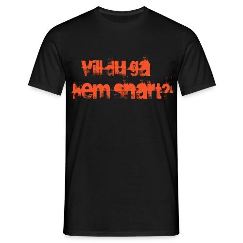 gå _hem - T-shirt herr
