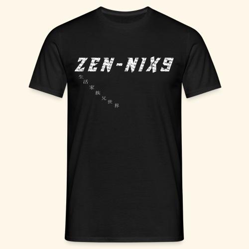 ZEN-NIX9 3 - Maglietta da uomo