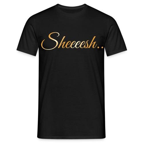 Sheesha Shirt Gold - Männer T-Shirt
