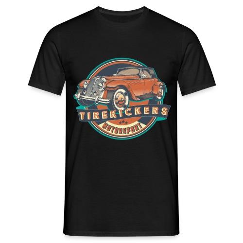 TIREKICKERS - V8 -Hotrod - Männer T-Shirt