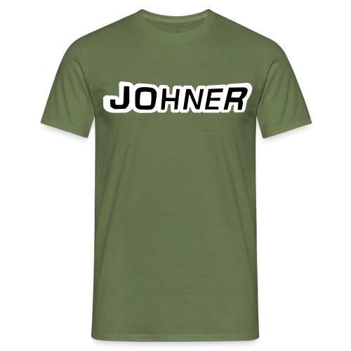 Johner-Shirt - Männer T-Shirt