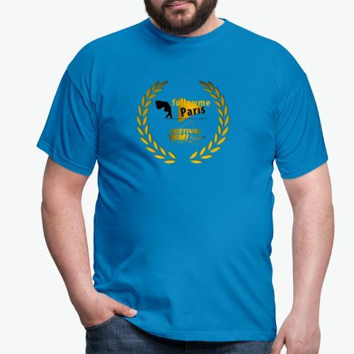 Followme Paris lauréat Festival MMI Béziers - T-shirt Homme
