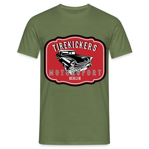 TIREKICKERS Motorsport - Männer T-Shirt