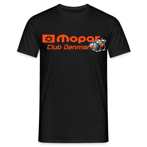 moparlogo3color - Men's T-Shirt