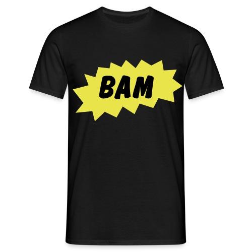 expl bam - Männer T-Shirt