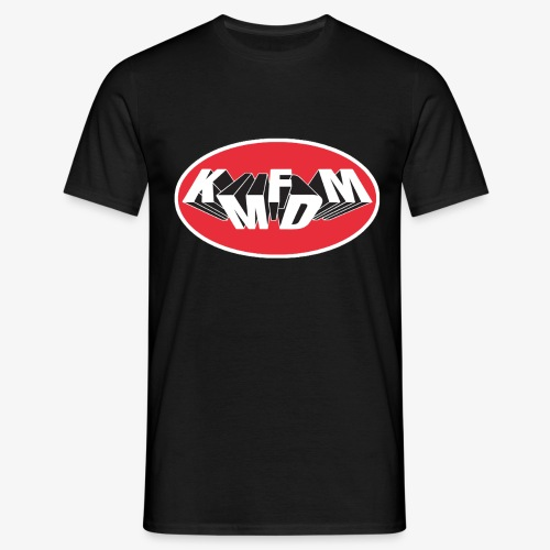 Eric Harris KMFDM - Men's T-Shirt