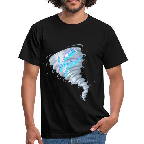 "VSN ""BE A TORNADO"" LIMITED EDITION - Männer T-Shirt"