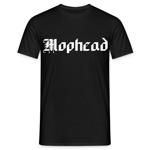 logoclassicwhite png - Männer T-Shirt