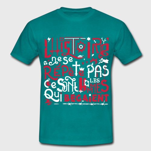 Omnis Repetita - T-shirt Homme