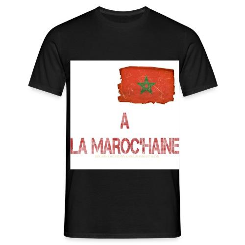 A LA MAROC'HAINE - T-shirt Homme