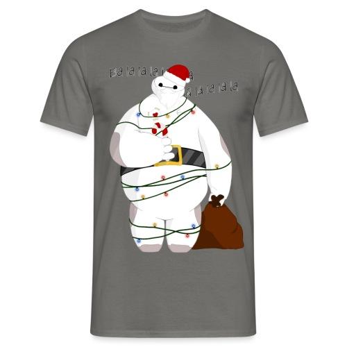 Merry Baymax - Maglietta da uomo